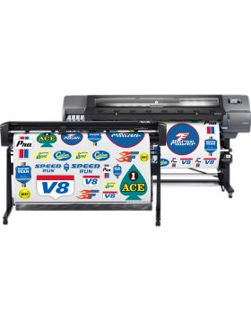 HP Latex 335 Print and Cut Solution