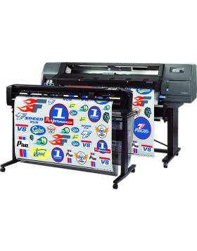 HP Latex 315 Print and Cut Solution - Demo