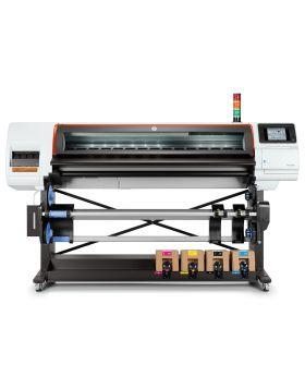 HP Stitch S500 Printer - Demo