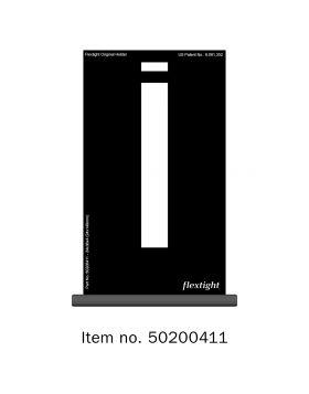 Hasselblad X5,X1,646,848,949,PII,PIII 24x36x4 Strip Optional Holder