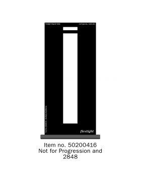 Hasselblad X5,X1,646,848,949,PII,PIII 24x36x6 Strip Optional Holder