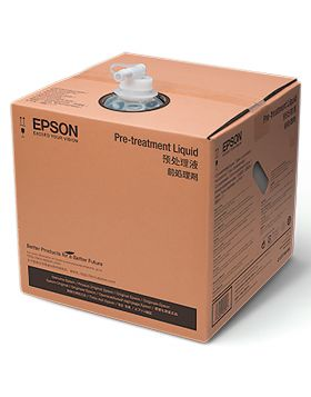 Epson Pre-Treatment Fluid for Cotton and Cotton Blends - 20 Liter Concentrate