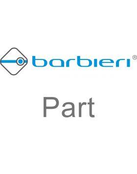 Barbieri White Backer for Electrostatic Holder (Replacement)