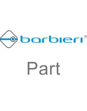 Barbieri Black Backer for Electrostatic Holder for LFP qb