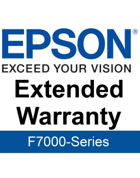 Epson 1-Year Extended Service Plan, SureColor F7000 Series