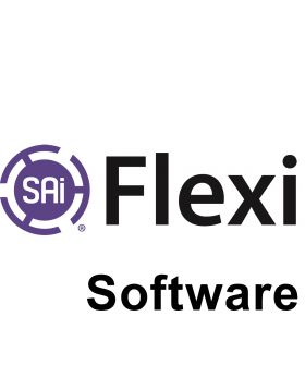 SAI FlexiSign&Print - Easy & Intuitive design software for sign making as well as a full RIP, Print-Cut workflow and added features - Includes 3 printer drivers