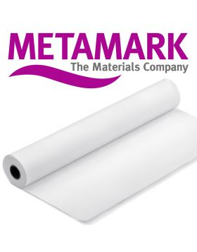Metamark Color Change 60in x 98ft - Premium Cylinder Cast White Gloss w/Metascape Air Egress Adhesive