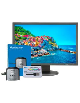 """NEC MultiSync PA243W 24"""" Wide Gamut LCD Monitor with Spectraview Calibration"""