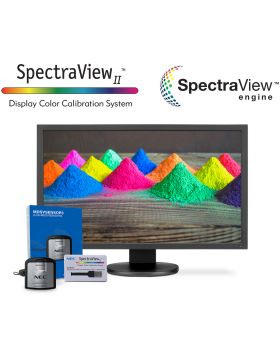 "NEC MultiSync PA271Q 27"" Color Critical Monitor with SpectraView II Calibration"
