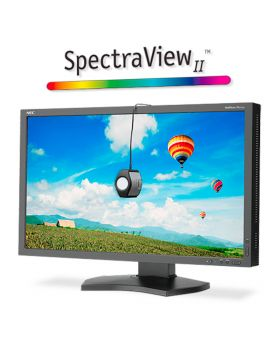 NEC MultiSync PA272 Color Critical Monitor with SpectraView II Calibration - Demo