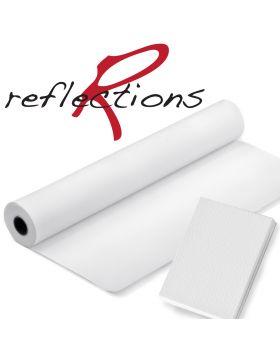 Reflections Silver Metallic Inkjet Paper - 60 inch x 100 ft roll
