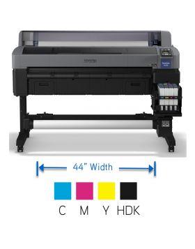 """Epson SureColor F6370 44"""" Dye Sublimation Production Edition Printer"""