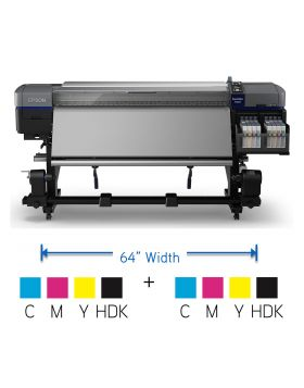 Epson SureColor® F9370 Dye Sublimation Printer