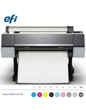 Epson SureColor SC-P8000 Designer Edition 44 inch 8-color (plus 1) Printer bundled with EFI eXpress RIP