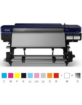 "Epson SureColor S80600 64"" 10-Color Printer - Demo Unit"
