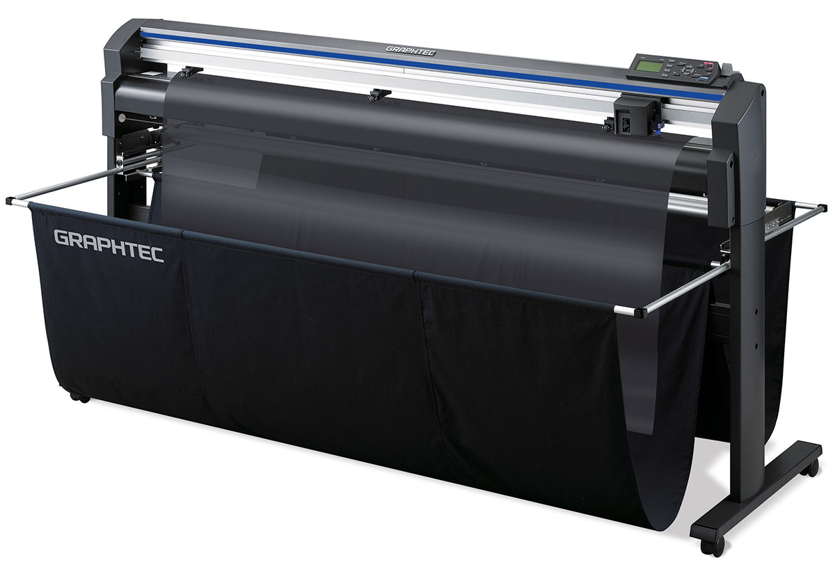 epson surecolor s80600 print cut edition showing bundled graphtec cutter fc8600-130 54 inch cutter